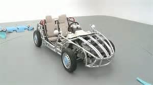 build mini car car you can build yourself toyota unveil concept