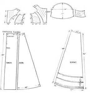 make a regency gown