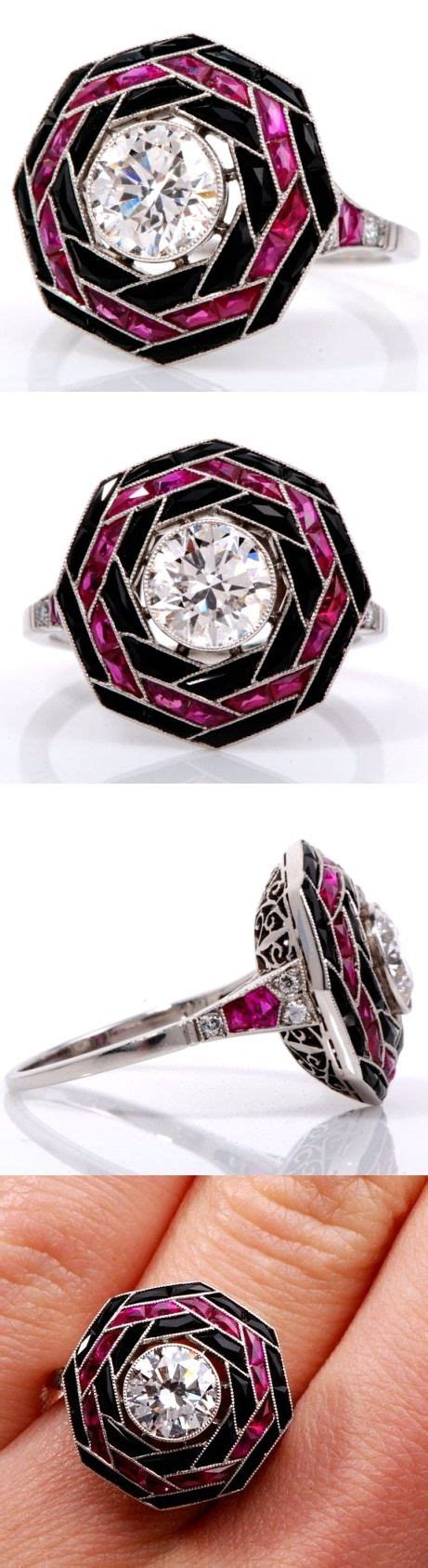 beautiful ruby jewelry  engagement rings  pinterest