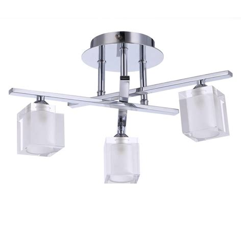 Cube Ceiling Light Buy Cheap Cube Light Compare Lighting Prices For Best Uk Deals
