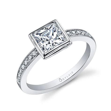 best 25 bezel set engagement rings ideas on pinterest bezel diamond rings three rings and