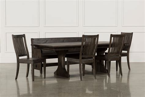 valencia piece dining set living spaces