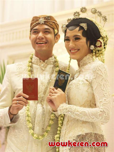 Baju Akad Nikah Alyssa Soebandono foto galeri pernikahan dude harlino dan alyssa soebandono foto 8 dari 30 koleksi album