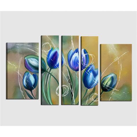 quadri moderni con fiori quadri con fiori dipinti a mano incanto