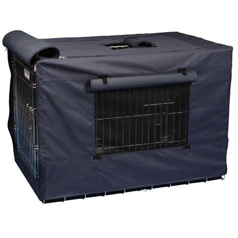 dog crate covers precision pet 174 indoor outdoor crate cover 174233 pet