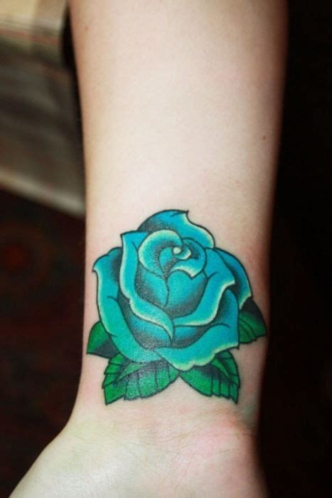 rose wrist tattoos designs ideas and meaning tattoos