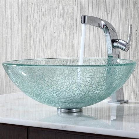 bathroom sinks glass bowls 10 amazing glass bathroom sink design ideas rilane