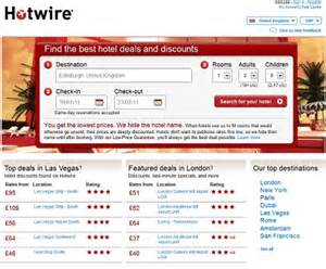 Blind Booking Hotel Website Of The Week Www Hotwire Com Daily Mail Online