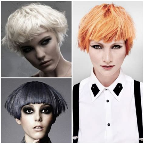 really stylish 40 super short hair with bangs short short cheekbone length bob visit stylenoted com short