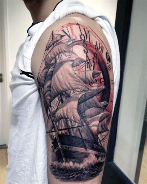 upper arm tattoo ideas for men top 50 best arm tattoos for bicep designs and ideas