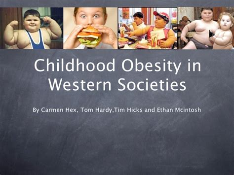 childhood obesity powerpoint