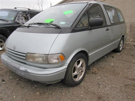 toyota foreign car parting out 1991 toyota previa stock 120138 tom s