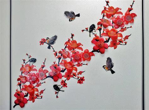 Wall Sticker 3d Xk0020 Stiker Dinding Timbul gambar stiker dinding 3d stiker dinding murah