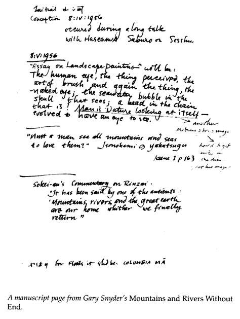 Paris Review - Gary Snyder, The Art of Poetry No. 74