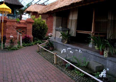 boden terrasse balinesisches haus h 252 tte mit erh 246 htem boden terrasse veranda