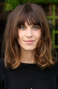 lob hair with side fringe 25 best ideas about bob fringe on pinterest long bob