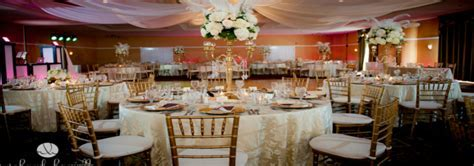 Party Rentals  Weddings and Events decorations services