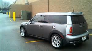 Mini Cooper S Spoiler Mini Cooper S Clubman New Spoiler