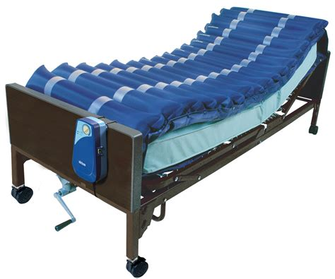 air mattress overlay support surface med aire low air loss mattress overlay system with app 5 quot