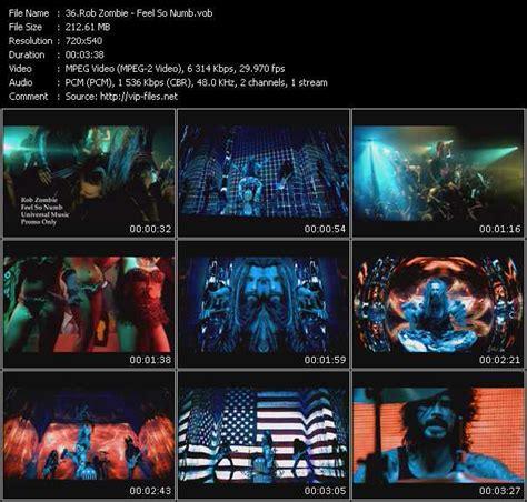 rob vip rob видео клип feel so numb 12 ноября 2010