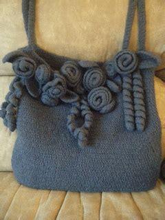 free crochet rose bag pattern ravelry rose garden tote pattern by michele wilcox
