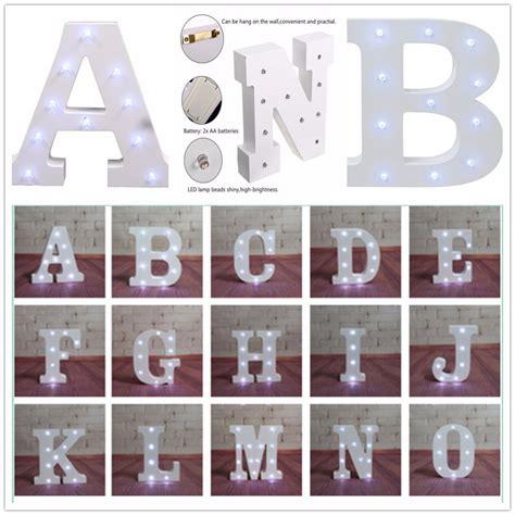 wooden letters with lights alphabet letter lights led light up white wooden letters