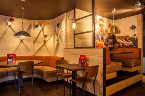pizzeria design with all the right toppings dubai