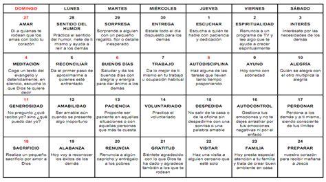 Calendario De Adviento Calendario De Adviento 2015 En Pdf Calendar Template 2016