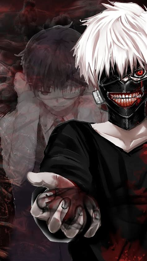 wallpaper anime tokyo ghoul hd android tokyo ghoul hd wallpaper http apple co 1sxifkn action