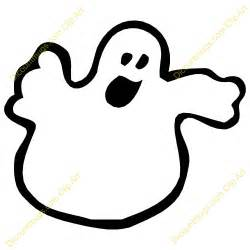 Ghost Clipart Outline by Ghost Silhouette Clipart