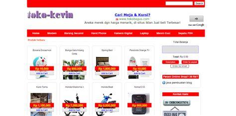 membuat toko online profesional cara membuat toko online gratis di blogspot purnomo blog