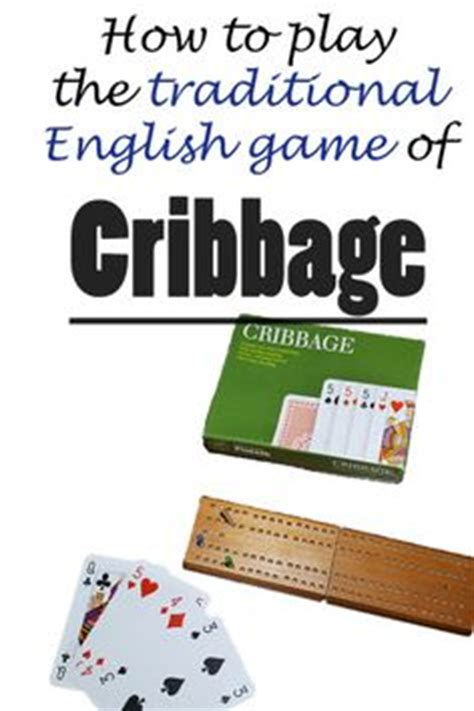 printable instructions on how to play cribbage hand and foot card game google search card games