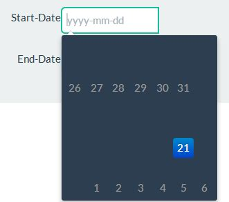 bootstrap themes jsfiddle twitter bootstrap css style datepicker issue with flatly