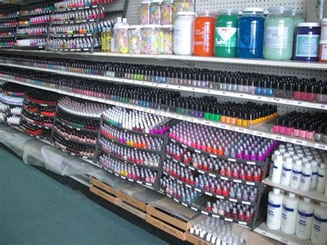 The Nail Store by Nail Supply Stores In California Images