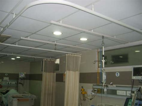 medical curtain track hospital cubicle track system gaddiel innovations