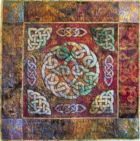 Celtic Quilts by 1000 Images About Celtic Quilt Patterns On