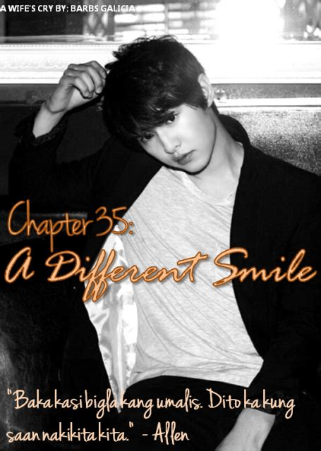 T Shirt Ki Rangan Bagong a s cry parts 1 2 chapter 35 a different smile