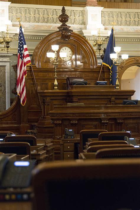 Kansas House Of Representatives by Inside The Kansas House Of Representatives The Collegian