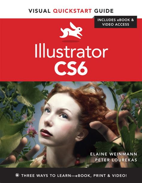 tutorial adobe illustrator cs6 pdf español lourekas weinmann illustrator cs6 visual quickstart