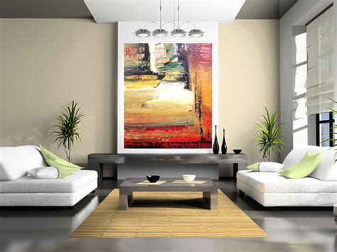 home decorating with modern art home decor art ideals contemporary paintings