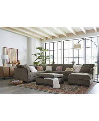 elliot fabric sectional living room furniture collection elliot fabric sectional living room furniture collection furniture macy s
