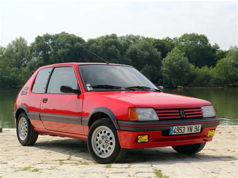 peugeot 205 gti 1984 peugeot 205 gti related infomation specifications