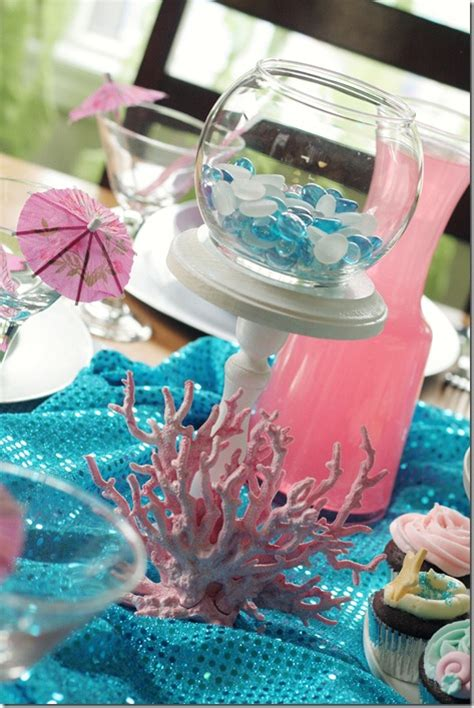 mermaid party ideas design dazzle