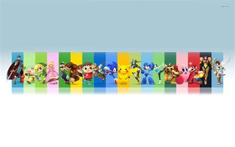 video game wallpaper border nintendo wallpapers wallpaper cave