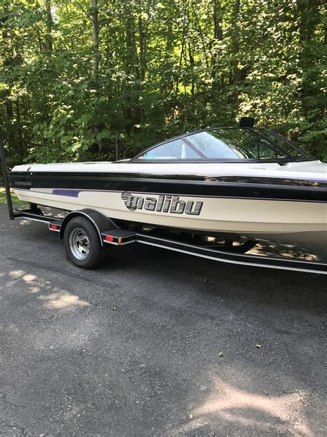 malibu boats for sale in maine 2000 malibu response with ls1 corvette motor for sale in