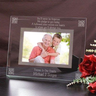 memorial picture frames 13 best memorial picture frame images on