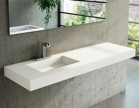 lavabo corian lavabo a medida en corian square ba 241 os de autor