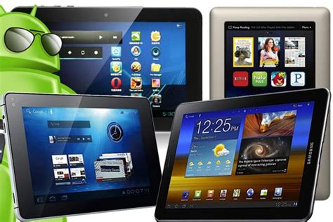 top android tablets top 7 android tablets in the market today that you shouldn t miss aivanet