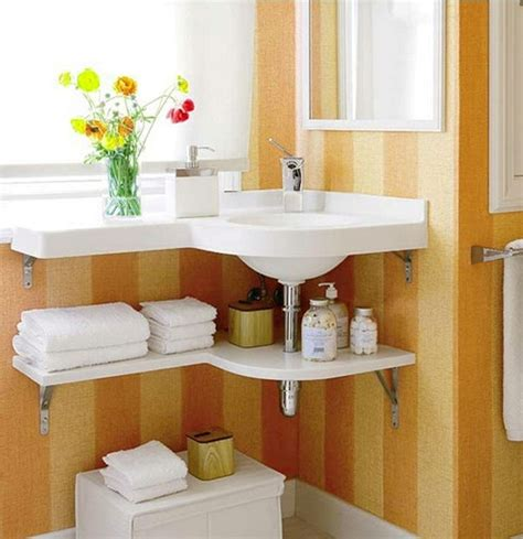 Creative Ideas For Small Bathrooms by Creative Diy Storage Ideas For Small Spaces And Apartments