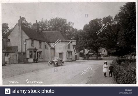 buy house hstead the street gosfield near halstead essex england showing the stock photo royalty